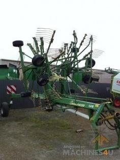 Krone Swadro 800 | Farm Machinery | Scoop.it