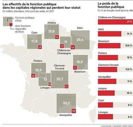 Valls en opération déminage face à la fronde des neuf capitales régionales déchues | Quatrième lieu | Scoop.it