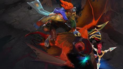 Can Child Bet On Dota 2 ? | ElseEBiddle | Scoop.it
