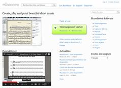 Créer, jouer et imprimer vos partitions et bien plus gratuitement et open source | | Musique Assistée par Ordinateur (MAO) | Scoop.it