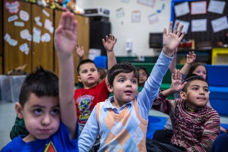 Low-income kindergartners are closing the achievement gap, reversing a decades-old trend | digital divide information | Scoop.it