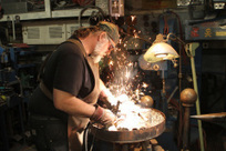 Forging His Way: Q&A with Hollywood Blacksmith Tony Swatton - TIME | CLOVER ENTERPRISES ''THE ENTERTAINMENT OF CHOICE'' | Scoop.it