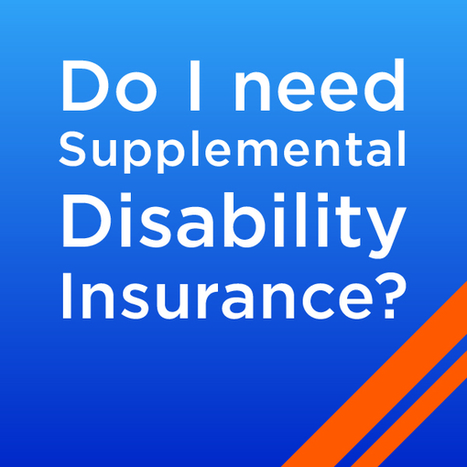 I have Group Disability Insurance through my employer. Do I need Supplemental Disability Insurance? | Blog | eDisabilityQuotes.com | The need for global support for disables in Africa | Scoop.it