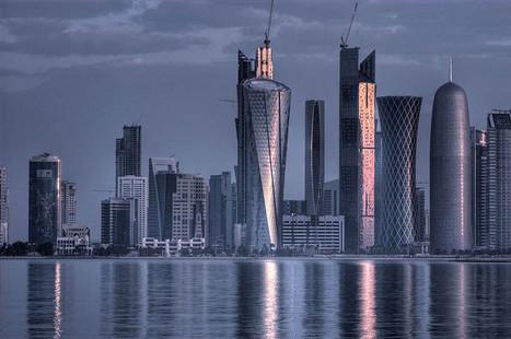 The Eclectic Architecture of Doha, Qatar [25 pics]   Géographie : les dernières nouvelles de la toile.   Scoop.it