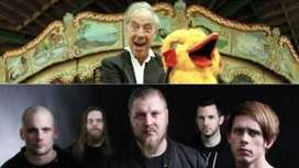 Bernie Clifton death metal band album mix-up - BBC News | marketing resource management | Scoop.it
