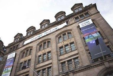 At the City Art Centre – Seascape Exhibition | The Edinburgh Reporter | paperart | Scoop.it