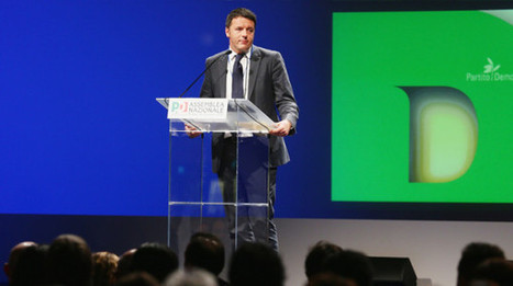 Quanto digitale c'è nel JobsAct di Matteo Renzi? - Wired | HI TECH news by ECLIPSE | Scoop.it
