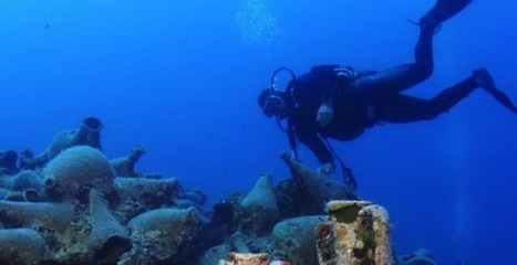 Greece to Open Archaeological Diving Parks | Undersea Exploration | Scoop.it