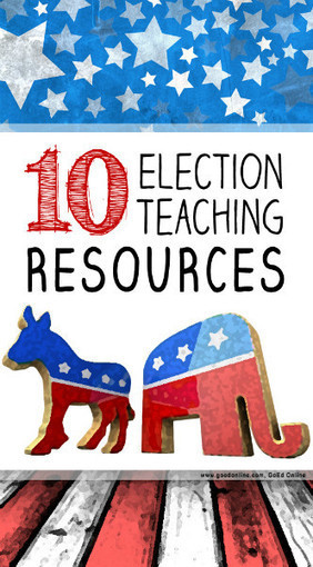 10 Election 2012 Teaching Resources That You Should Know About | History and Social Studies Education | Scoop.it