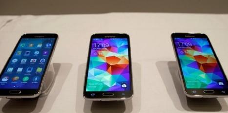 Samsung lance son nouveau smartphone vedette : le Galaxy S5 | Breaking new ecommerce | Scoop.it