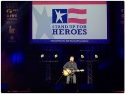 Setlist : Bruce Springsteen at Stand Up For Heroes 11/10/15 - Blogness on the Edge of Town | Bruce Springsteen | Scoop.it