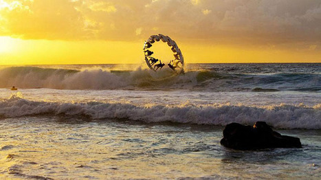 Red Bull Illume photo contest winners highlight beauty of extreme sports | World news | Scoop.it