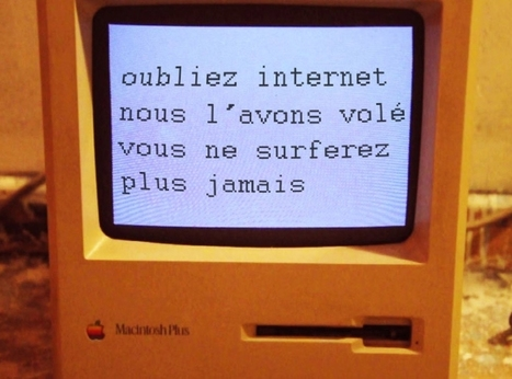 On a volé internet! | Post-Sapiens, les êtres technologiques | Scoop.it