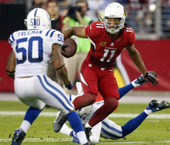 Larry Fitzgerald becomes youngest to gain 11,000 receivingyards   Fantasy Football   Scoop.it