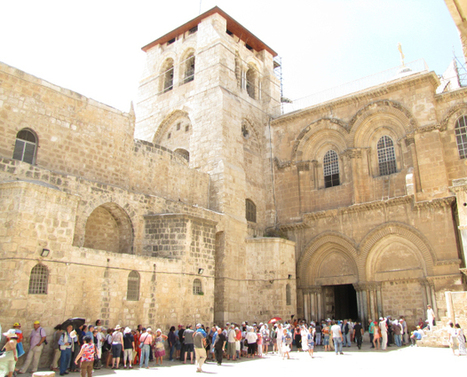 Jerusalem: Holy site to three major religions - The Province | Ancient Religion & Spirituality | Scoop.it