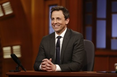 Seth Meyers: 'There is something wrong with the way our society values' teachers   digital divide information   Scoop.it