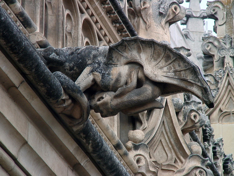 40 Gargoyles and Grotesques Around the World | For Art's Sake-1 | Scoop.it