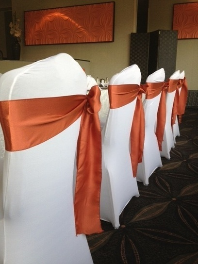 Chair Covers | Hire Wedding Chair Covers & Decorations | Scoop.it