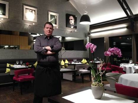 Un laguiole, un chef : Jeremmy Parjouet et le Dandy   decoration   Scoop.it