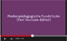 » MashUps von offen lizenzierten Youtube-Videos mit dem Youtube-Editor – Medienpädagogik Praxis-Blog | Technology Enhanced Learning in Teacher Education | Scoop.it