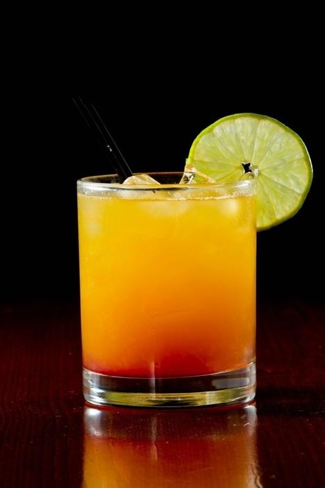 From Dusk till Dawn il nuovo cocktail tropical che vi farà dimenticare la Tequila Sunrise   Wine Dharma   Italian food and wine   Scoop.it