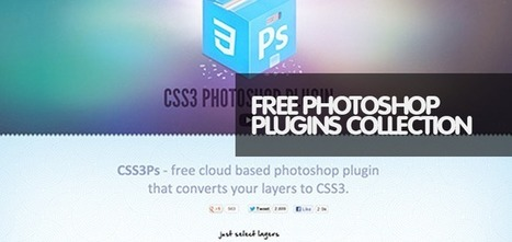 30 Powerful Free Photoshop Plugins and Extensions for Graphicers | Magento | Scoop.it