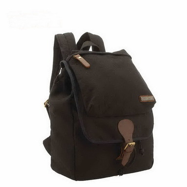 Girls canvas school backpack with flap pocket from Vintage rugged canvas bags | Best mens style outlet | Scoop.it