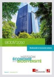 Biodiversité marine : usages et dépendances - BIODIV'2050 - Mission Economie Biodiversité | ECOLOGIE BIODIVERSITE PAYSAGE | Scoop.it