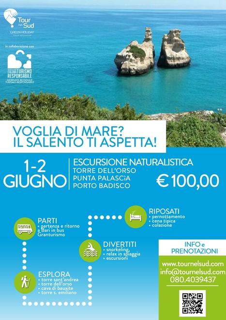 Tournelsud.com entra a far parte dell'Associazione Italiana Turismo Responsabile | Tournelsud.com | Scoop.it