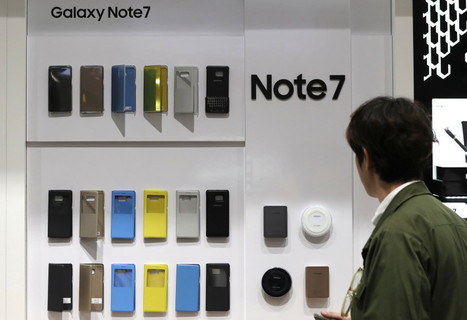 What Samsung needs to do next to restore trust in its customers after the Galaxy Note 7 debacle | The Internal Consultant - Travel Retail | Scoop.it
