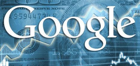 Avez-vous une petite idée sur les gains trimestriels de Google ?   Tuitec   Scoop.it