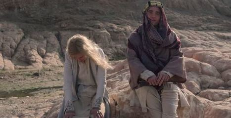 NEW 'Queen of the Desert' clip with Robert Pattinson & Nicole Kidman | Robert Pattinson Daily News, Photo, Video & Fan Art | Scoop.it
