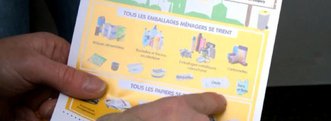 Un nouveau souffle pour recycler plus d'emballages plastique | Je, tu, il... nous ! | Scoop.it