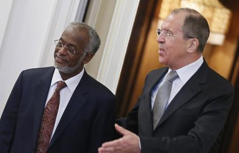 Russia, Sudan talk trade and economy to deepen partnership   EDP 4: Sudan   Scoop.it