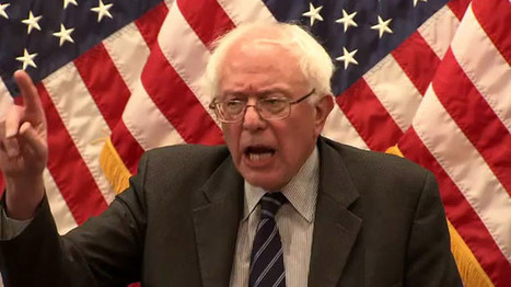 An Enraged #Bernie #Sanders Obliterates Trump For Blaming His Campaign For Violence | USA the second nazi empire | Scoop.it