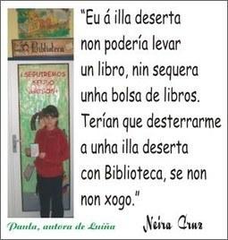A TRASNA CON INFANTIL E 1º CICLO | bibliotecas escolares ao vivo | Scoop.it