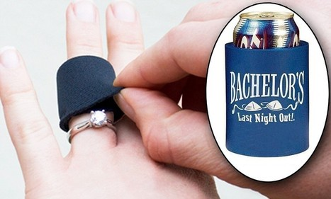 The engagement ring 'cozies' that protect valuable rocks | Kickin' Kickers | Scoop.it