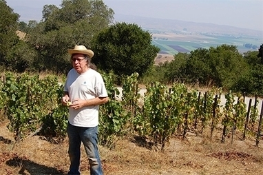 "In #California Randall Grahm is on a quest to develop and discover a ""New World Grand Cru"" 