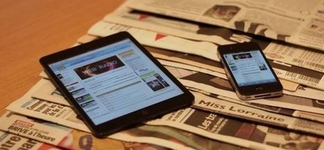 Hausse de l'audience des marques de presse au 4ème trimestre | DocPresseESJ | Scoop.it