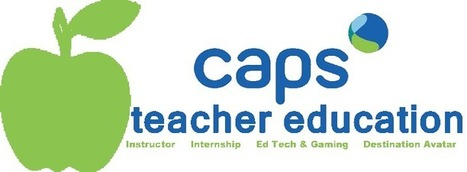 INSTRUCTOR INTERNSHIP ED TECH & GAMING DESTINATION AVATAR | Technology in the Classroom; 1:1 Laptops & iPads & MORE | Scoop.it