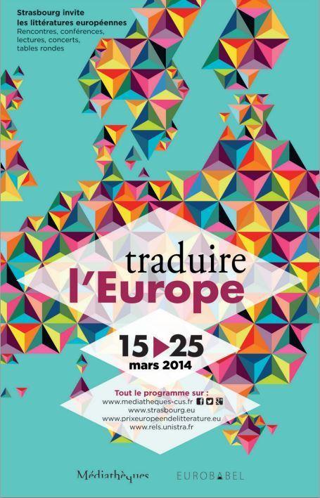 15-25 mars 2014  ::  9es Rencontres européennes de littérature (Strasbourg) | A l'intérieur du TNS | Scoop.it