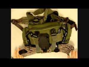 "Bug Out Bag (small) ""BOB"" survival kit , ""JUMP PACK""molle pouch 