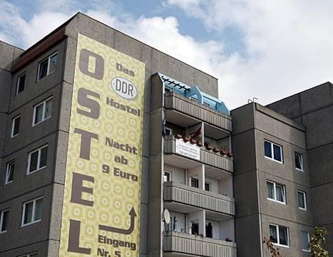 Berlin : un hôtel propose de revivre enRDA | abscence de liberté de déplacement | Scoop.it
