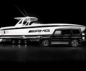 Mercedes-Benz G63 AMG Inspired Cigarette 42′ Huntress Boat   Digital-News on Scoop.it today   Scoop.it