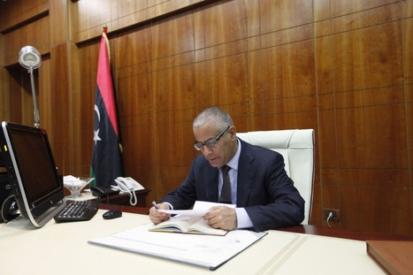 Libya ousts prime minister after ship leaves rebel-held port with illegal oil - Washington Post | Saif al Islam | Scoop.it