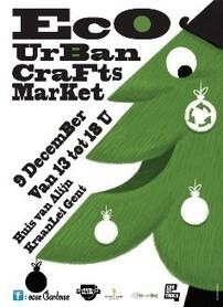 Creatief in Gent: Eco urban crafts | Creatief Hergebruik | Scoop.it