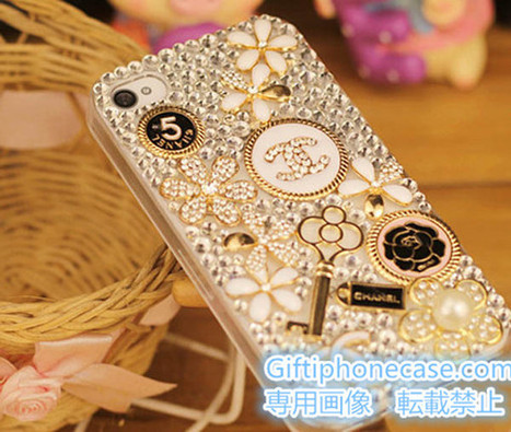 超可愛い、レディースiphone4s カバー シャネルiphone4/iphone5ケースシャネルブランド風 | iPhone5 5sケース贈り物の専門店 | Scoop.it