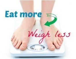 Eat More, Weight Less | BunsofSteel Bootcamp | Useful Piece of Information | Scoop.it