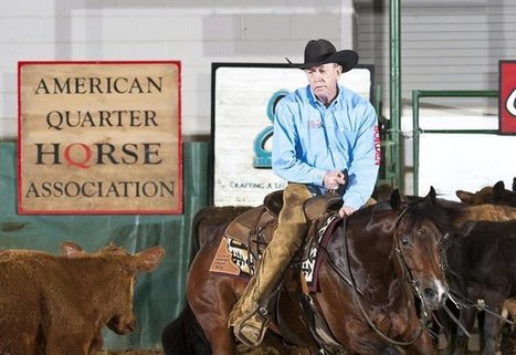 Cowboys and Cutting Horses | western saddles | Scoop.it