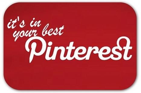 8 rules of Pinterest etiquette   More TechBits   Scoop.it